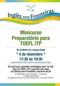 minicurso TOEFL ITP