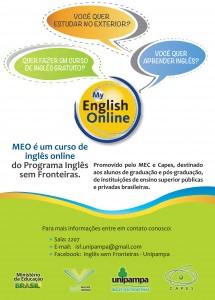 Poster MEO - Unipampa