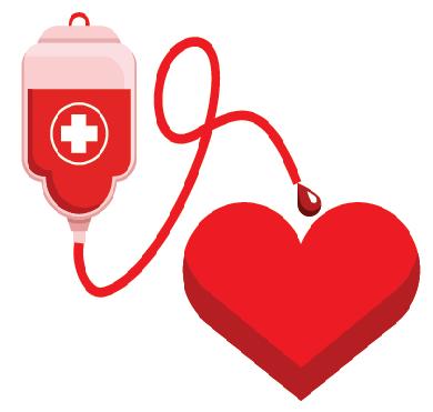 Junho Vermelho e Laranja | A doação de sangue e medula salva vidas