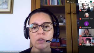 Profa. Cláudia Camerini C. Perez
