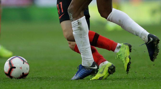 Fratura no metatarso de jogadores de futebol: um problema que começa cedo