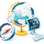 Introdução à topografia com prática de campo: processamento de dados e confecção de mapas
