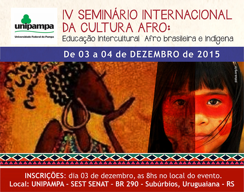 IV seminário cultura afro UNIPAMPA