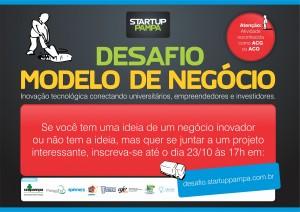 Desafio Startup Pampa Modelo de Negócio PampaTec