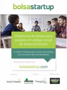 Bolsa Startup PampaTec