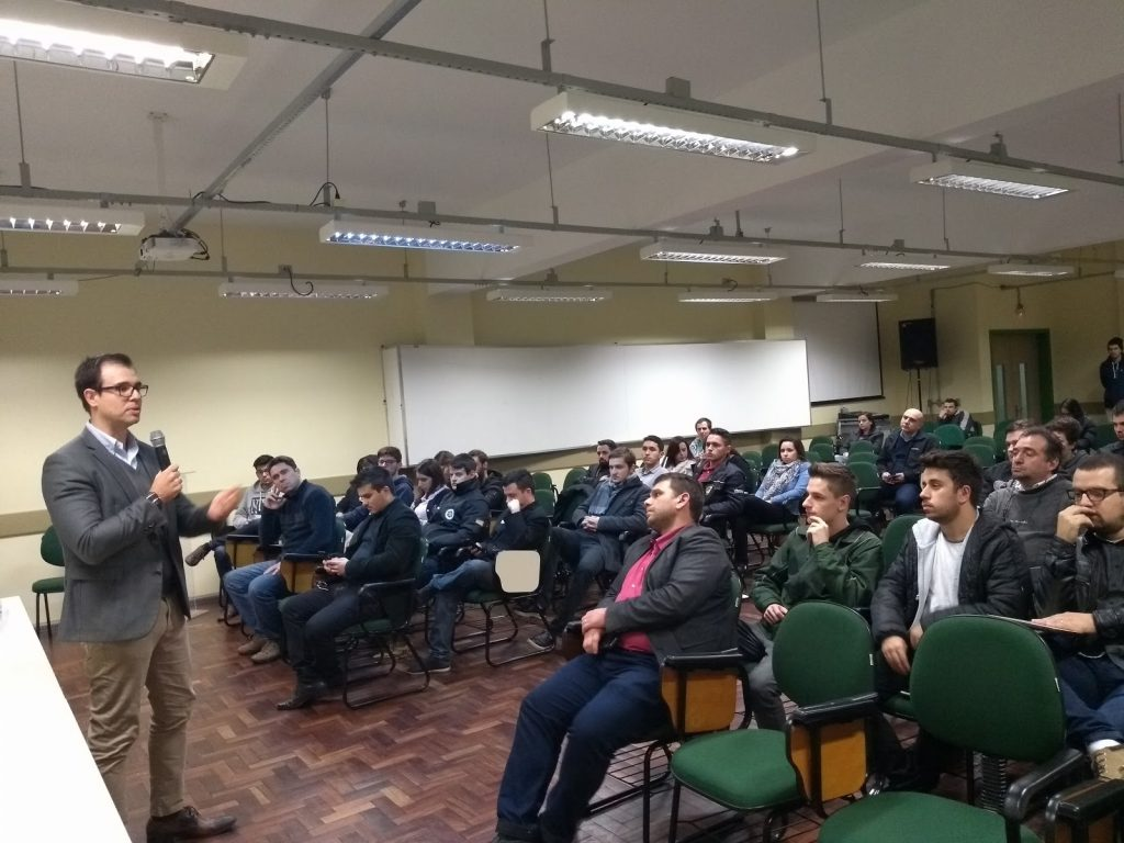 Investimento Anjo na UNIPAMPA PAMPATEC