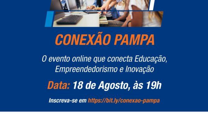 Conexão Pampa Gaúcho acontecerá de forma online no dia 18/08