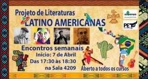 banner leituras literatura americana