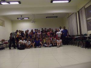 Reunião Organizacional PIBID 07
