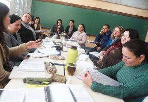 Reunião CIEP - APRESENTAÇÃO NOVOS PIBIDIANOS (11)