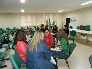 Discussão em pequenos grupos