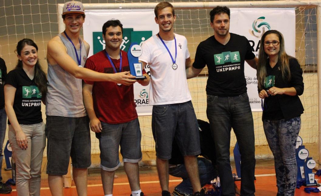 Basquete 3x3 masculino - 3º lugar - Uruguaiana 2 - Campus Uruguaiana
