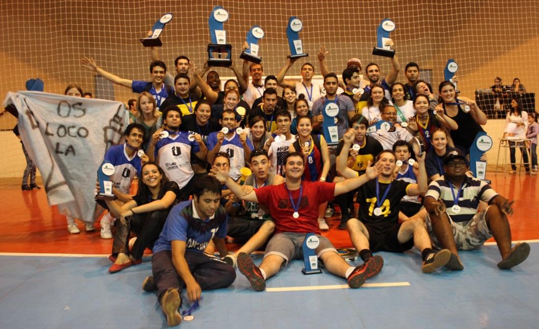 Campeão geral - Campus Uruguaiana