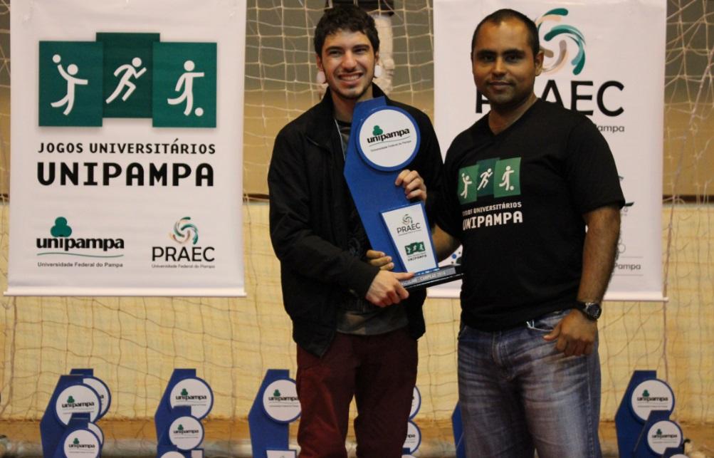 Skate - campeão - Lucas Chiereguini - Campus Caçapava do Sul