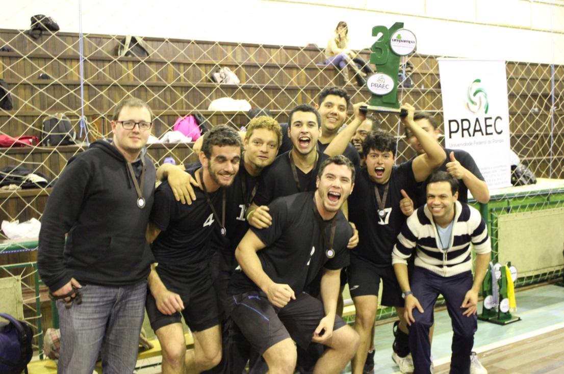 Vôlei masculino - 3º lugar - Campus Bagé