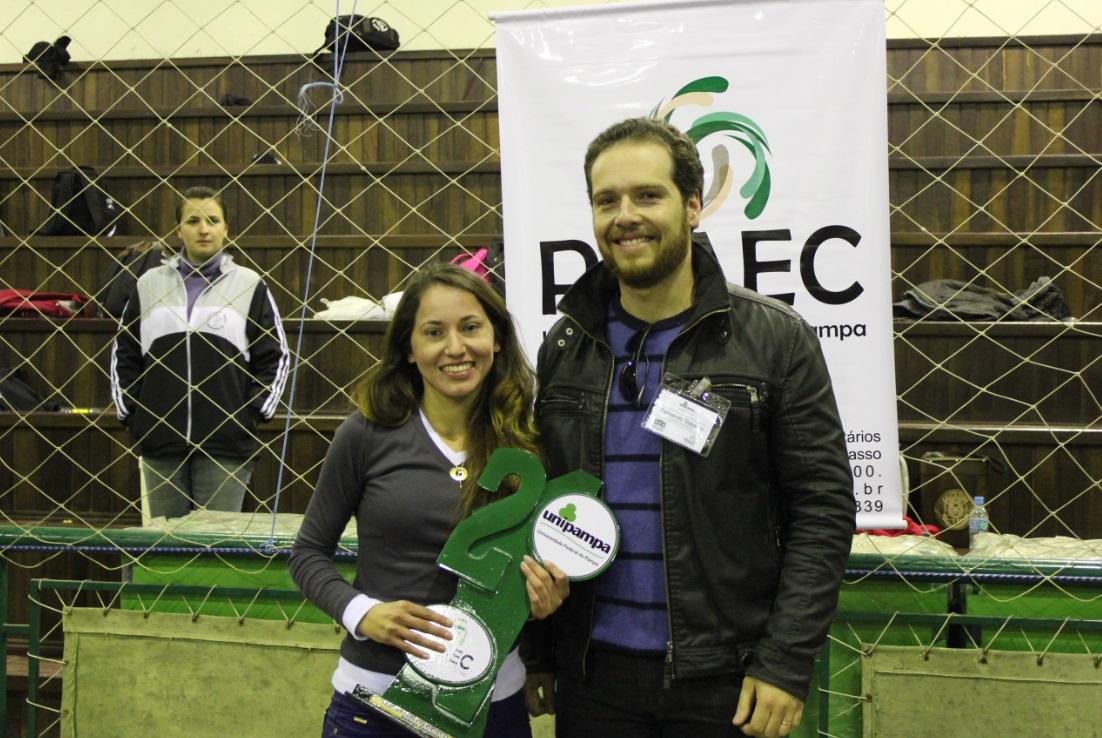 Xadrez Feminino - vice-campeã - Camila Goergen - Campus Bagé