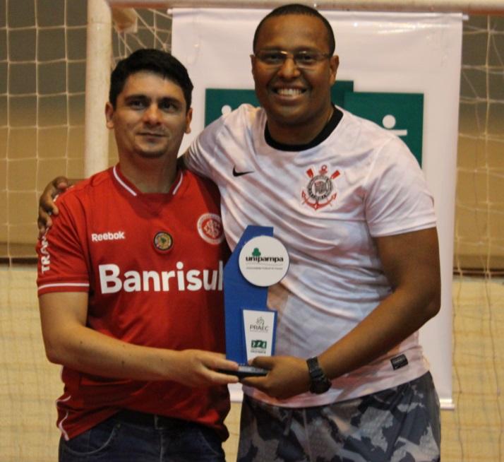 Xadrez masculino - 3º lugar - Francisco Sócrates de Freitas Azevedo - Campus Uruguaiana
