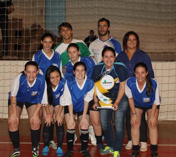 Futsal fem campeao