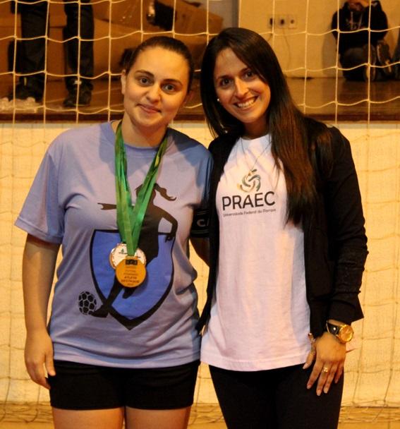 Futsal fem destaque