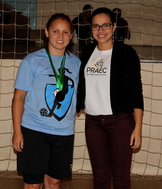 Futsal fem goleadora