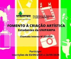 https://sites.unipampa.edu.br/proext/programa-de-fomento-a-criacao-artistica-estudantes-da-unipampa/