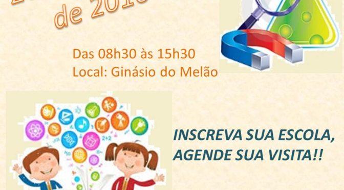 Feira de Ciências – Campus Caçapava do Sul