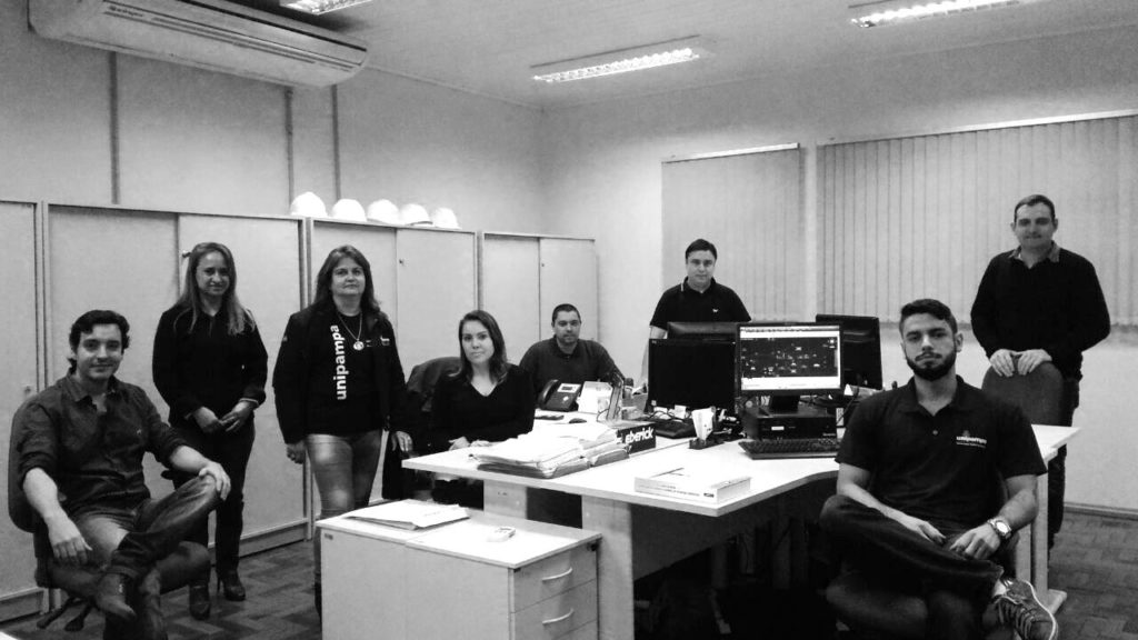 EQUIPE ALEGRETE - Coordenadoria de Infraestrutura/UNIPAMPA
