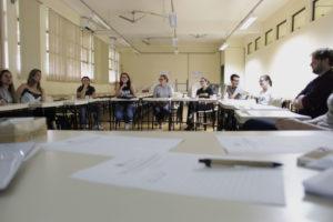Relato de Experiência e exposição dos projetos realizados na escola -campo
