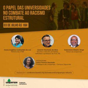 o papel das universidades