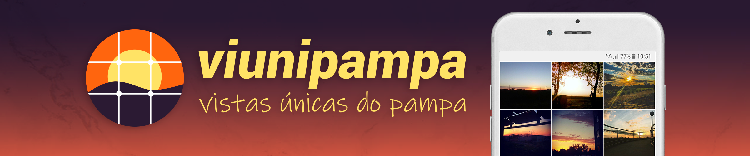 #VIUNIPAMPA – Vistas Únicas do Pampa no Instagram